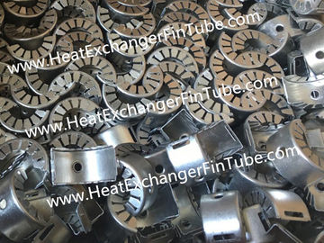 Heat Exchanger Galvanized Sheet Circular L/LL/KL Type Fin Tube Supports